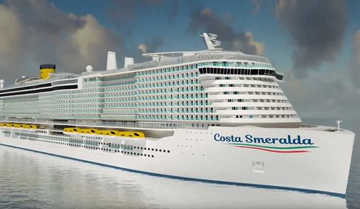 Nel 2021 il porto di Cagliari accoglierà 18 scali della Costa